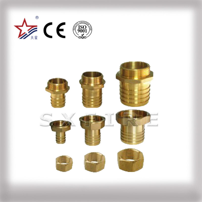 Hose Fittings in Brass Connector