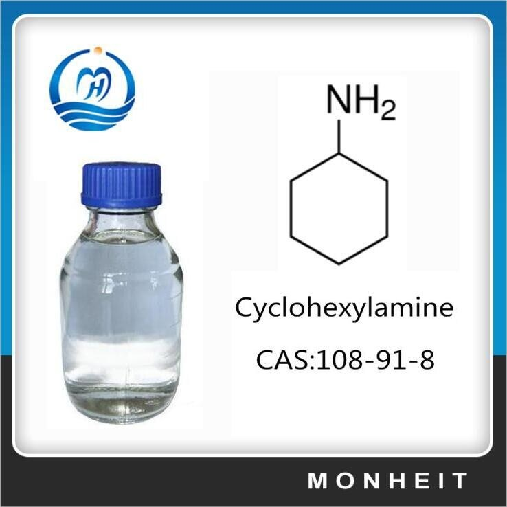Bottom Price Aminocyclohexane for Food Additives CAS 108-91-8