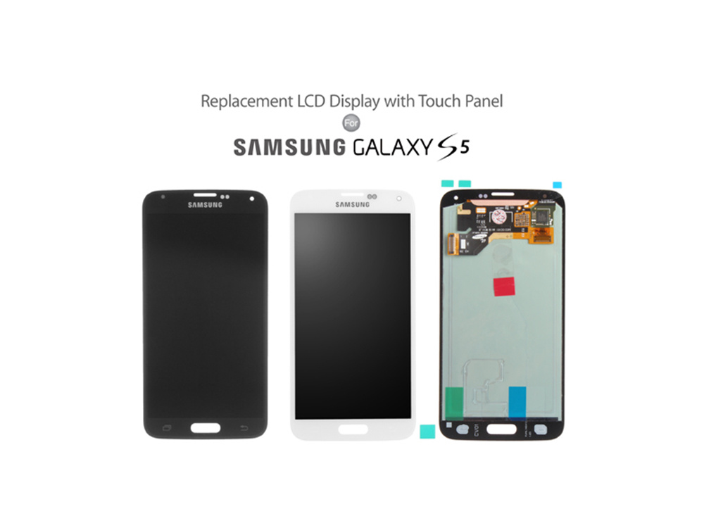 Hote Sale Phone Spare Parts LCD Screen Display for Samsung S5
