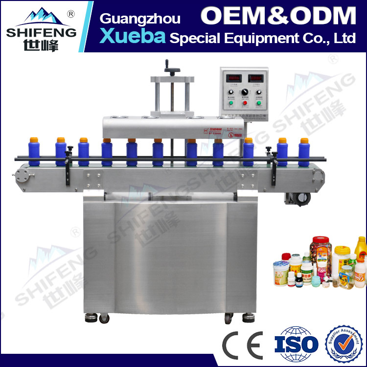 Automatic 304 Stainless Steel Bottle Sealing Machine