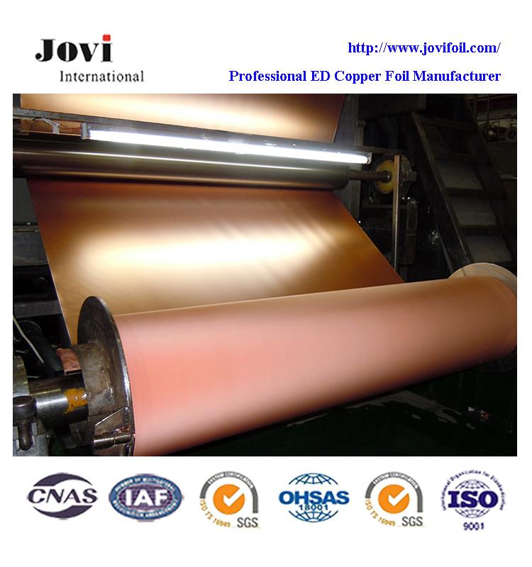 Shielding Material - Copper Foil for MRI Room Installation