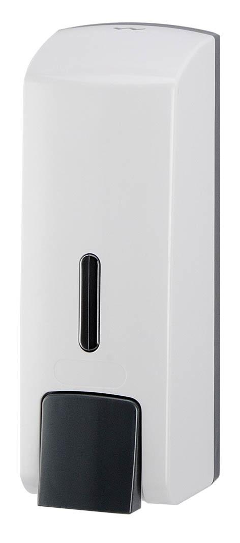 Hotel White Liquid Soap Dispenser