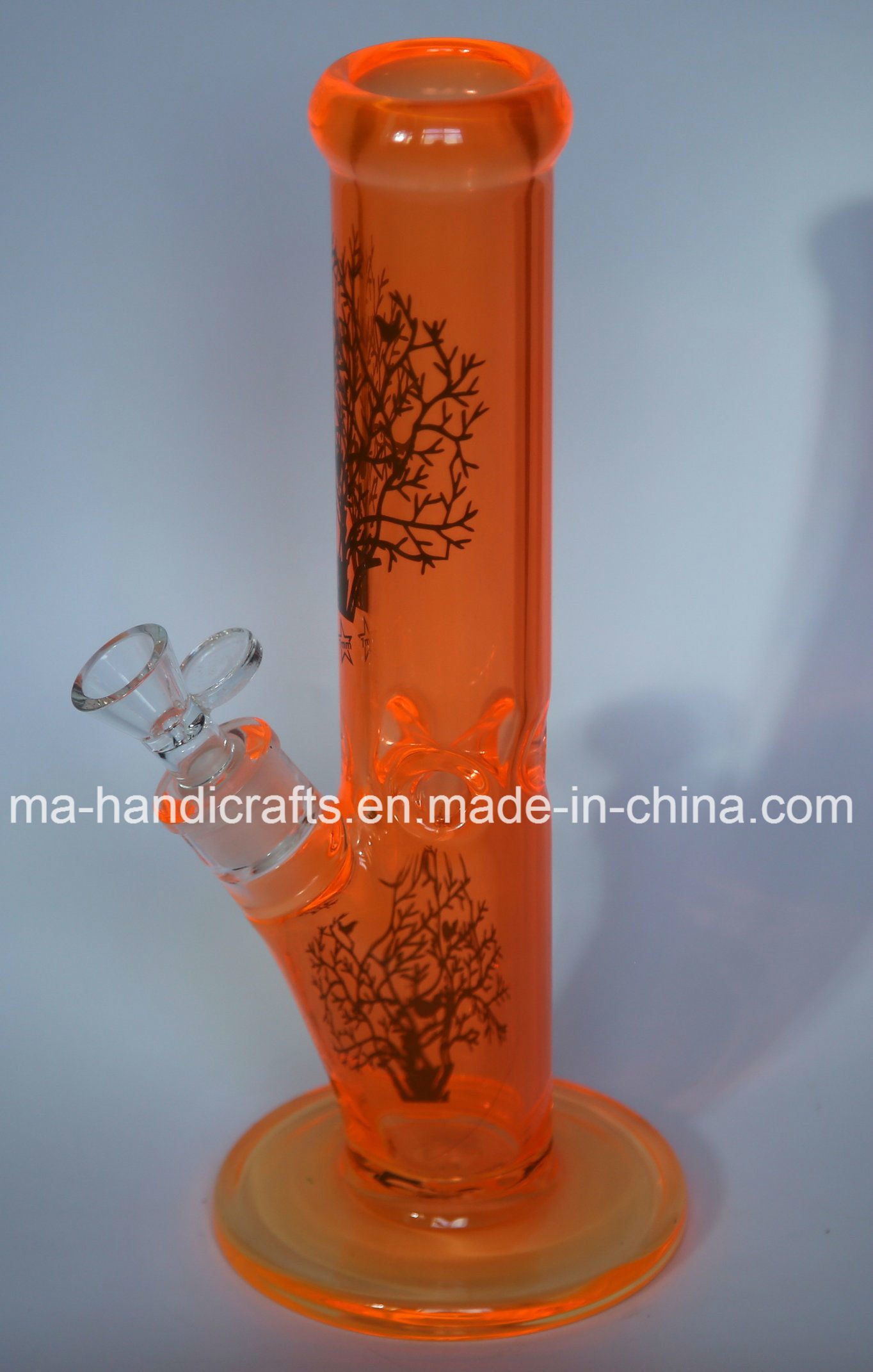 Wholesale Colorful Glass Smoking Waterpipe/Glass pipe/Water pipe