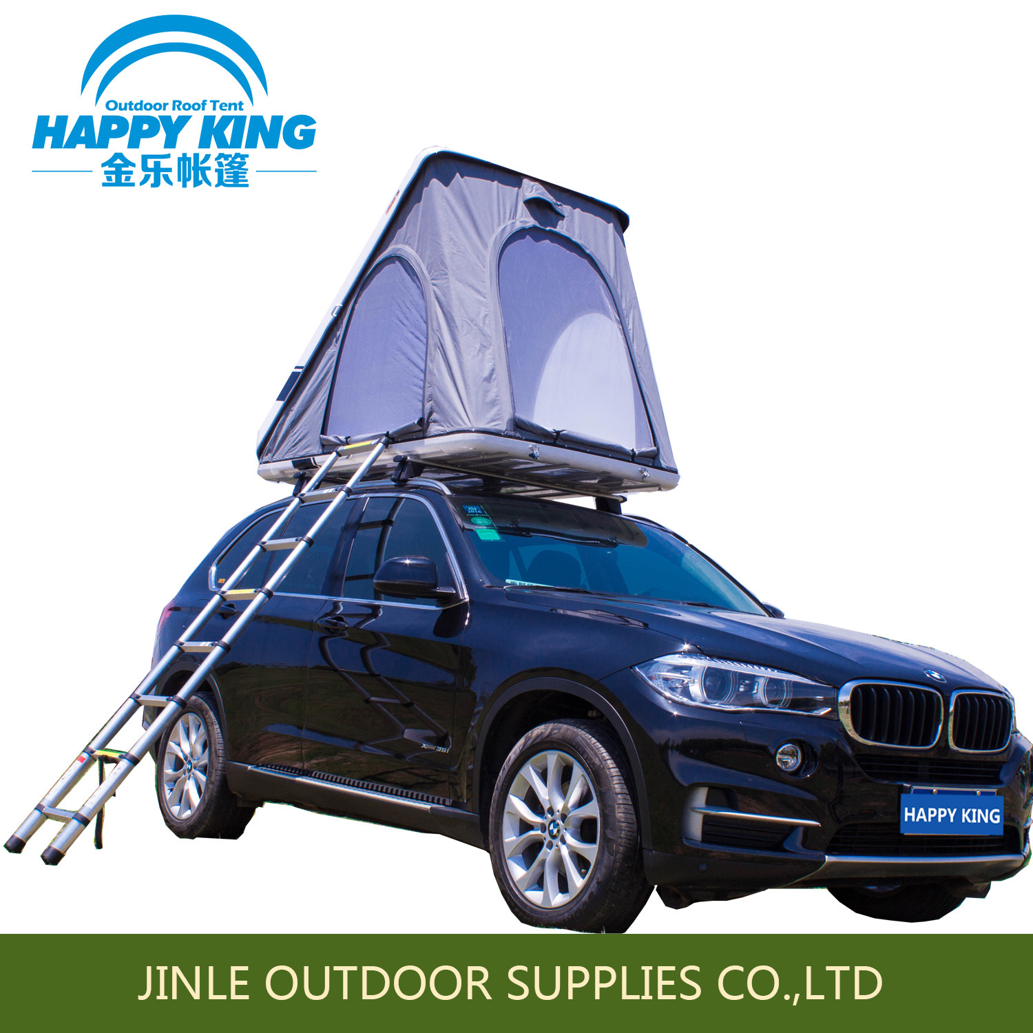 High Quality ABS Hard Shell Car Roof Top Tent