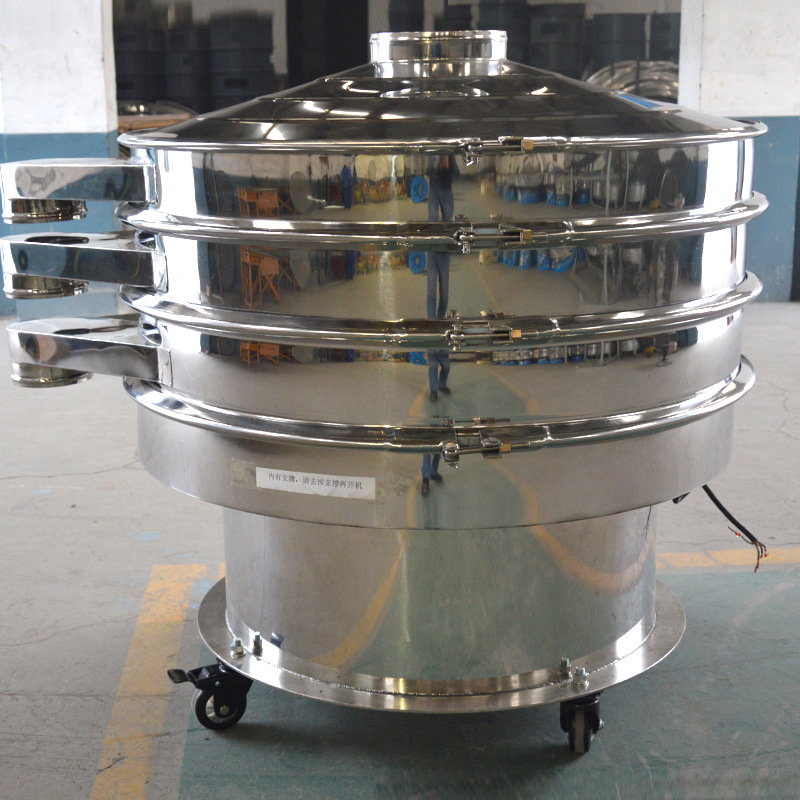 Round Vibrating Screen, Circular Vibrating Screen