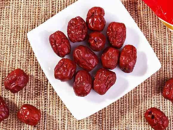 Organic Dried Date Sweet Jujube Fruit
