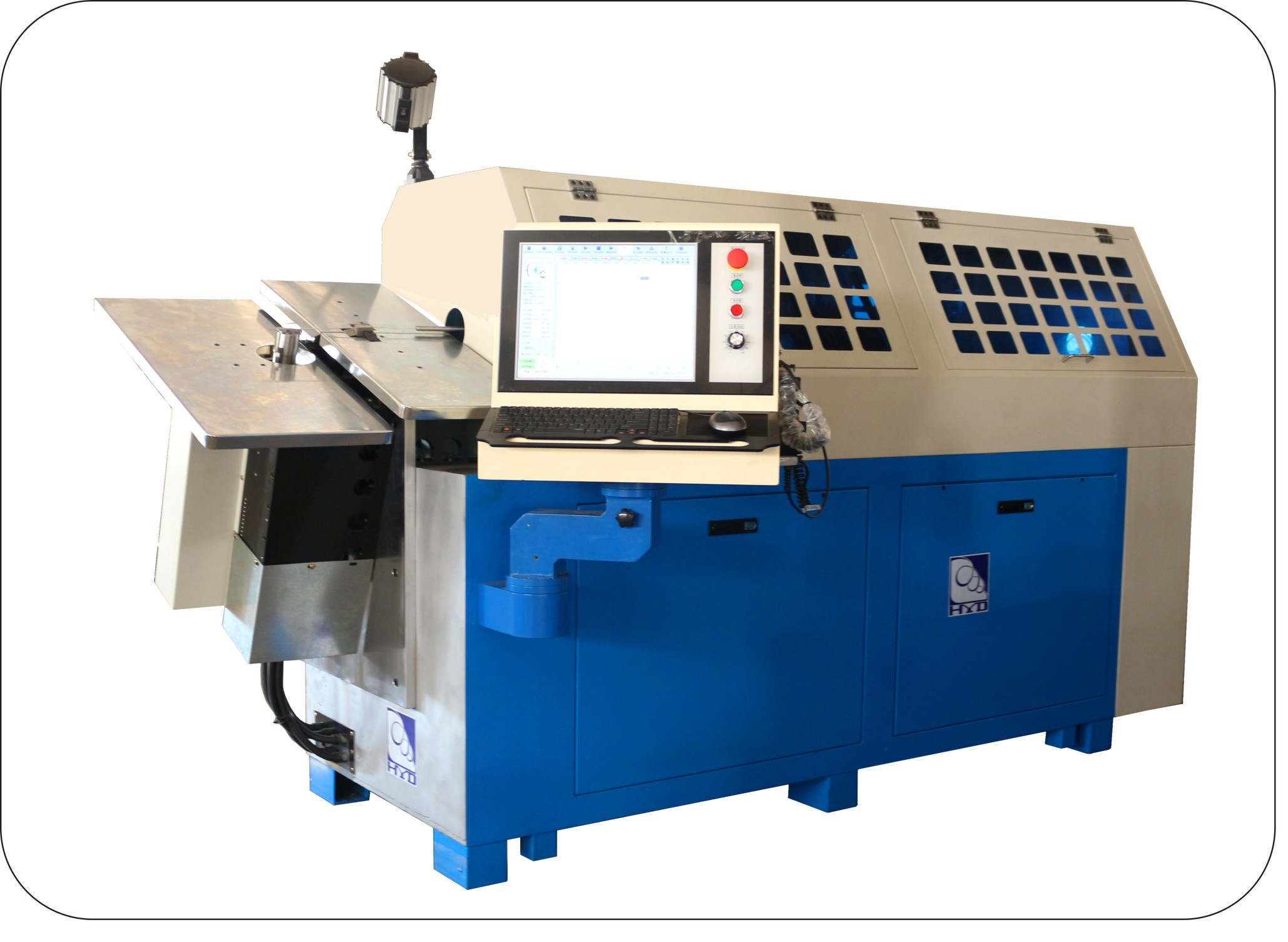 Hyd-60-10A New Model Wire Bending Machine Wire Forming Machine
