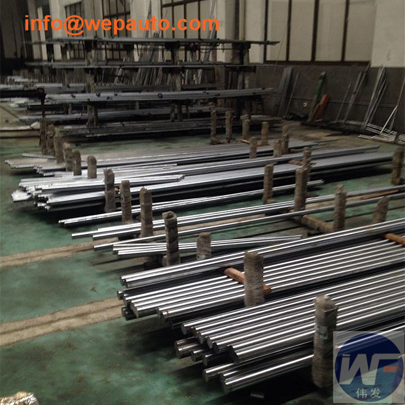 Hard Chrome Plated Steel Bar