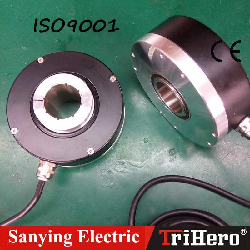 Incremental Hollow Shaft Type Rotary Encoder for Elevator