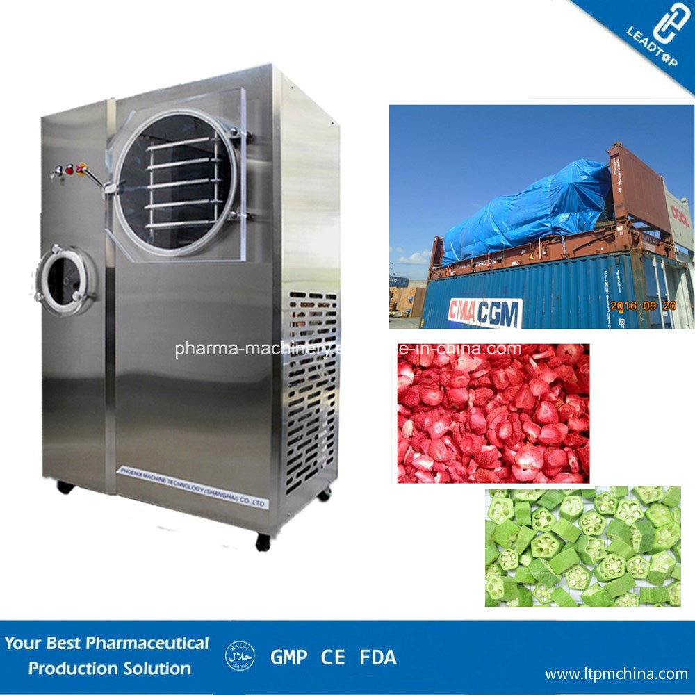 Small Batch Production Lab Freeze Dryer