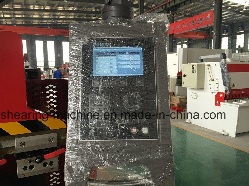MB8-100t*4000 Hydraulic CNC Bending Machine for Metal Bending