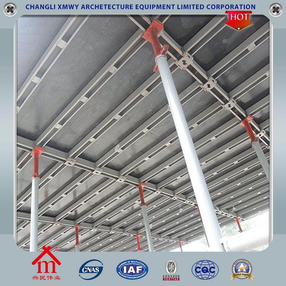 Metal Shurtting Concrete Slab Formwork Adjustable