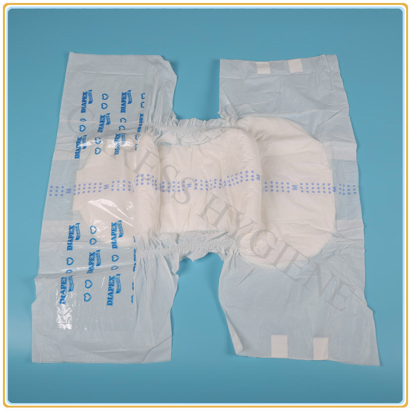 Disposable Adult Diaper with High Absorbency