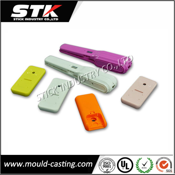 Custom Design Plastic Injection Molding Clock Cover Shell Parts