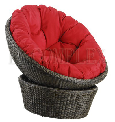 china rattan moon chair ch 002 china rattan furniture