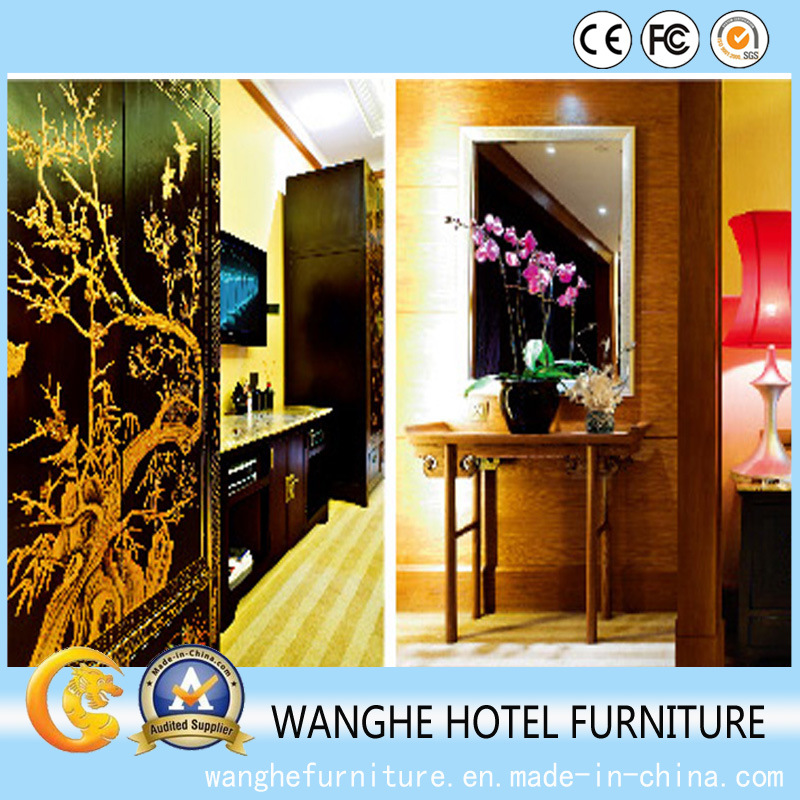 China Modern Bedroom Luxury Design Hotel Furniture