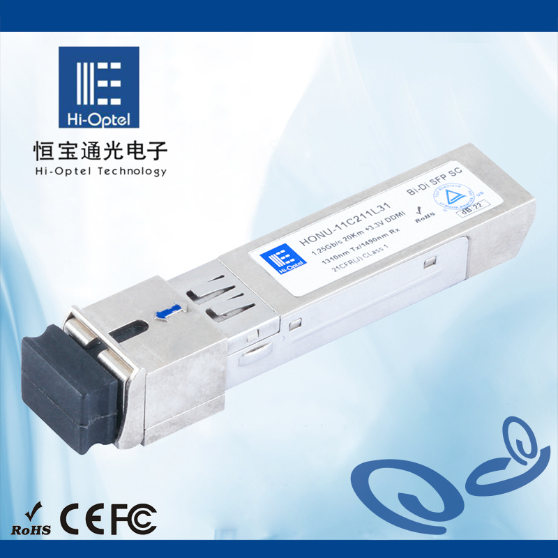 PON ONU Optical Transceiver Module China Factory Manufacturer