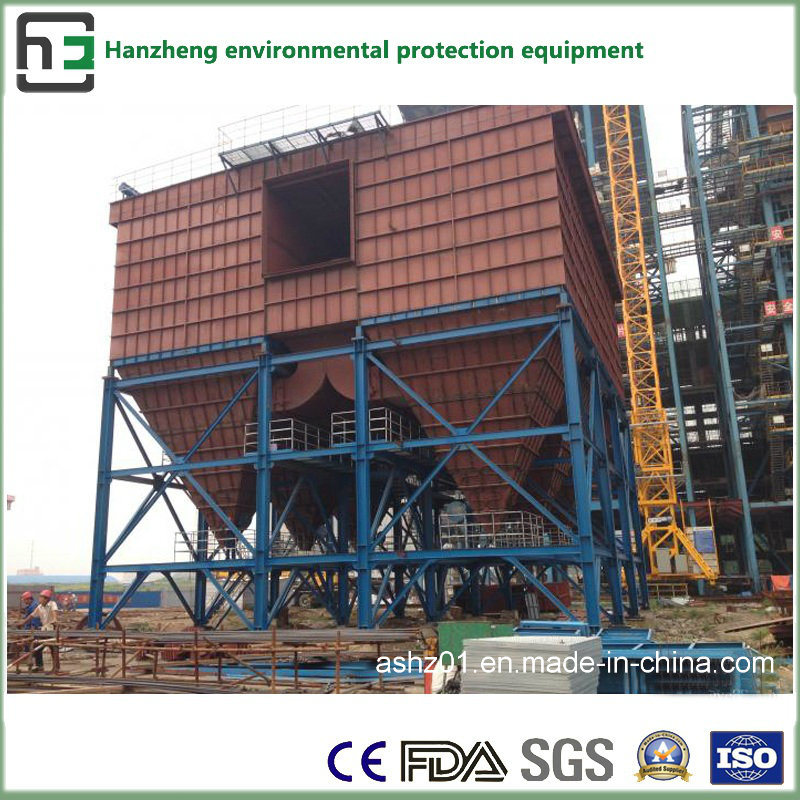 Pulse-Jet Bag Filter Dust Collector-Industral Dust Collector