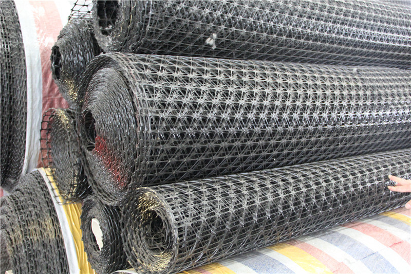 Biaxial Geogrid 50kn