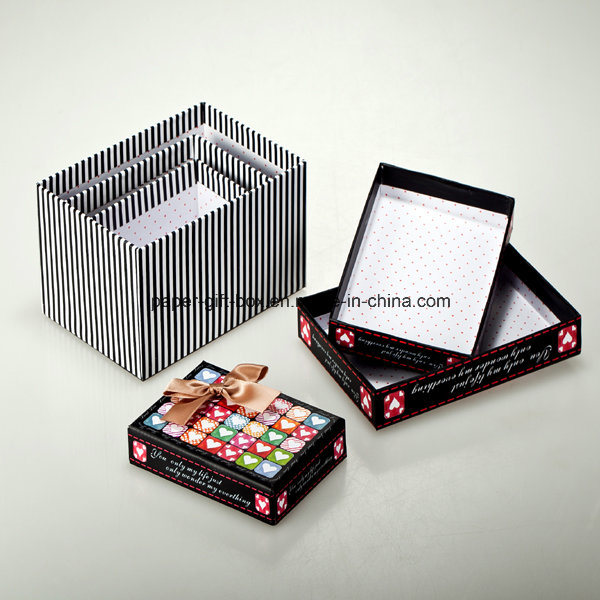 Paper Gift Box Hot Sales