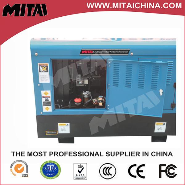 Adjustable Hot Start 400 AMP Welding Machine
