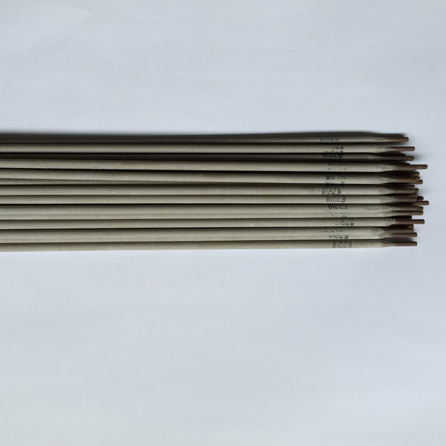 Mild Steel Arc Welding Rod Aws E7018 4.0*400mm