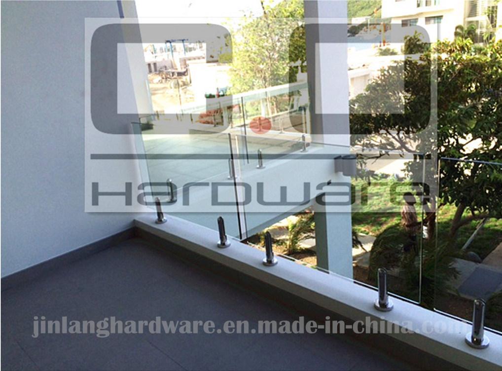 Railings&Framless Glass Railing Spigot