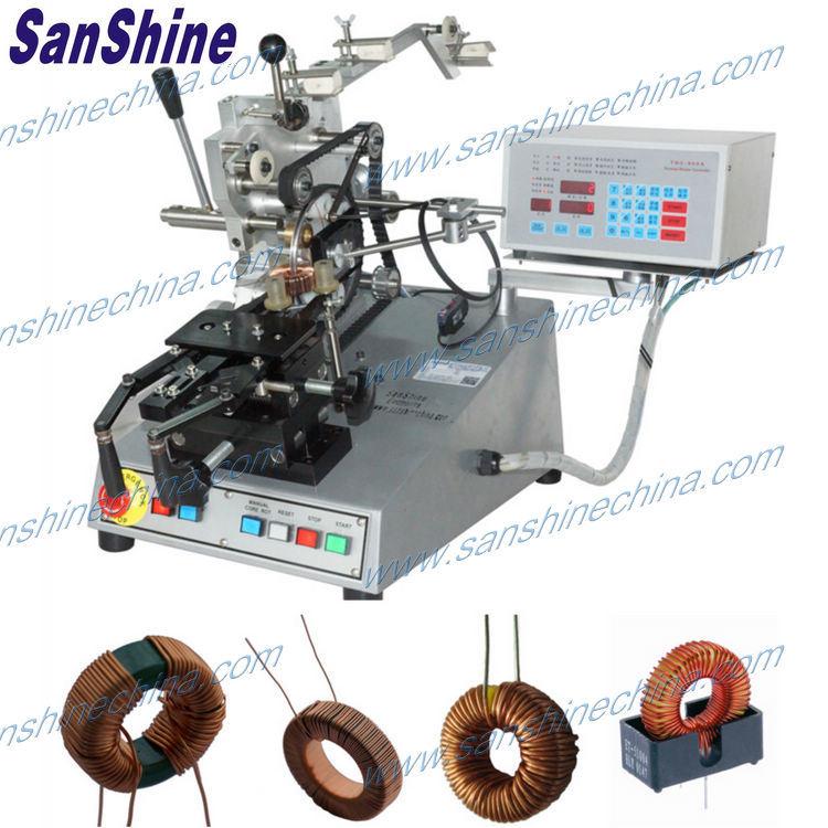 Automatic Toroidal Coil Winding Machine (SS900B6)