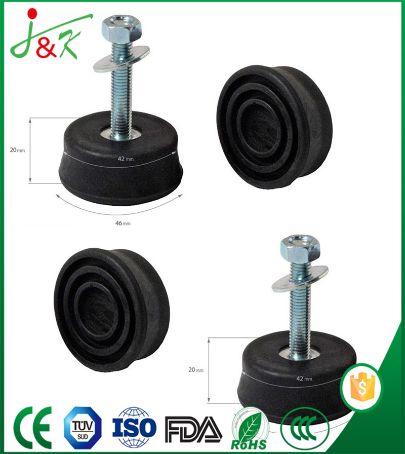 High Quality OEM Rubber Buffer Bumper Damper for Automotive