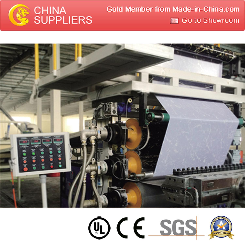 PVC Marble Sheet Extrusion Machine / Making Machine / Production Line