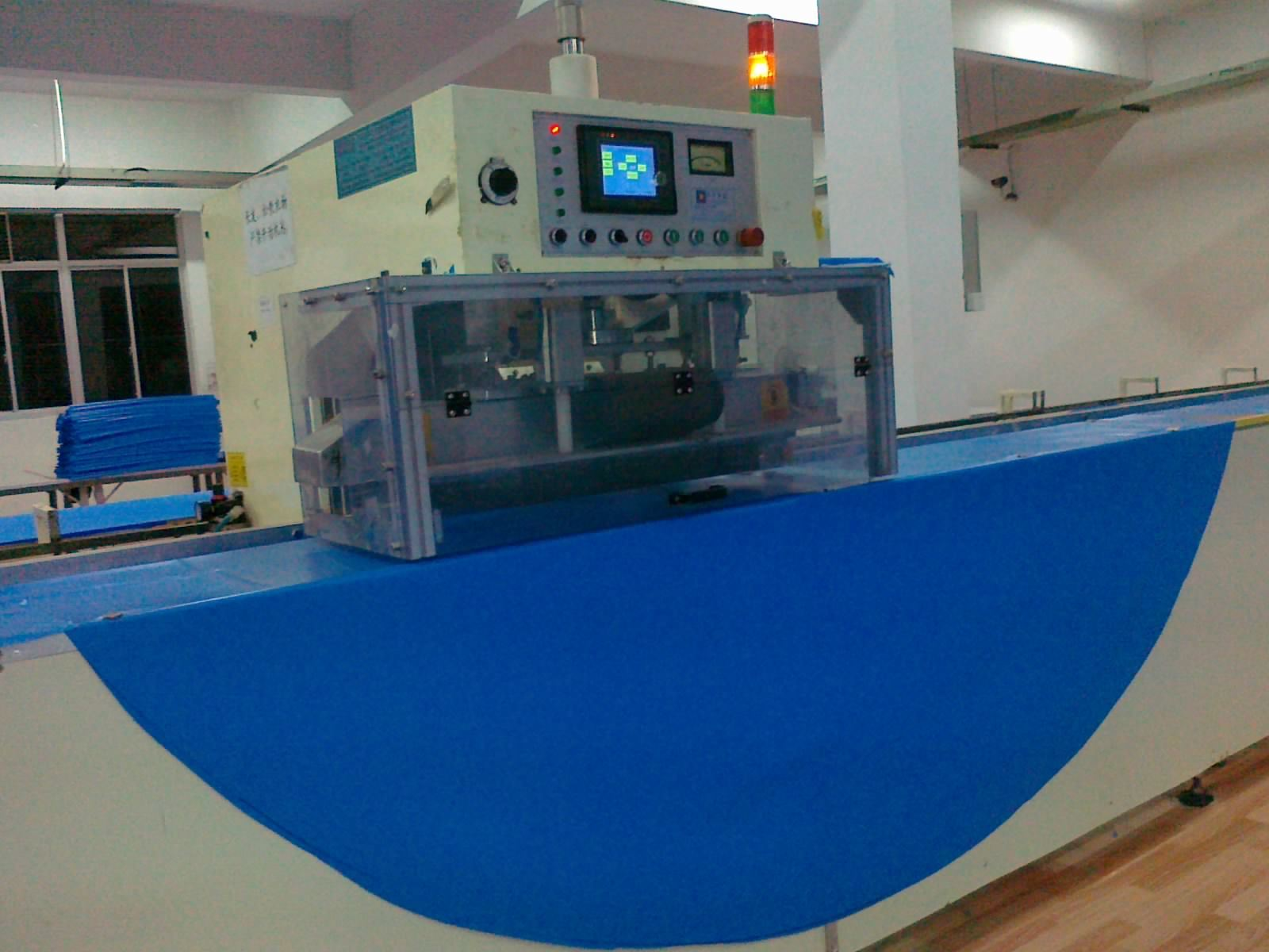High Frequency Oil Boom Welding Machine (WS-15000FB)