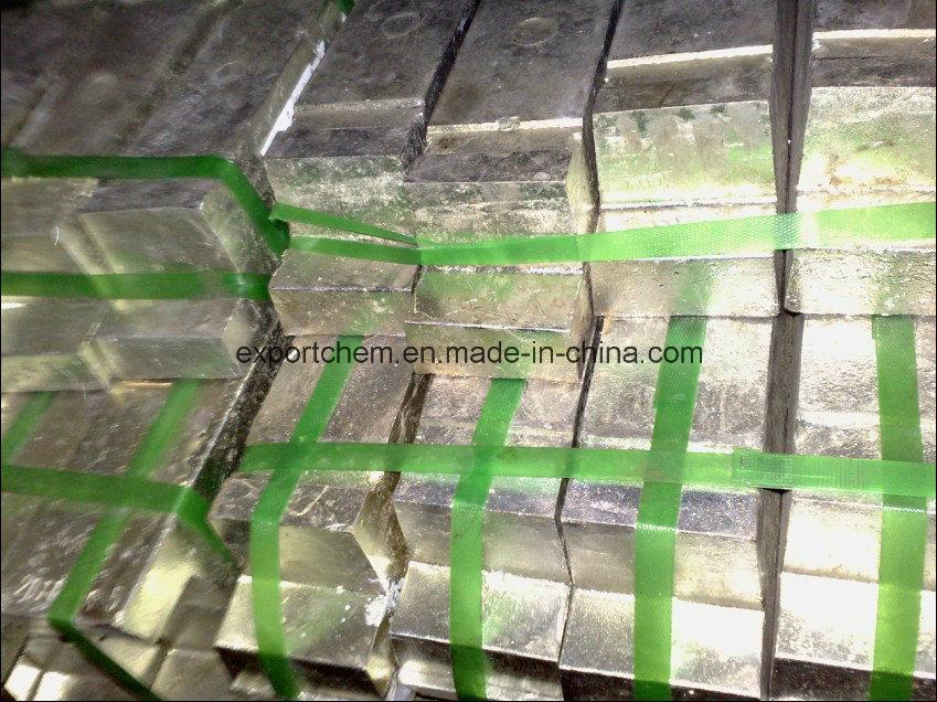High Quality Pure 99.99% Tin Ingot