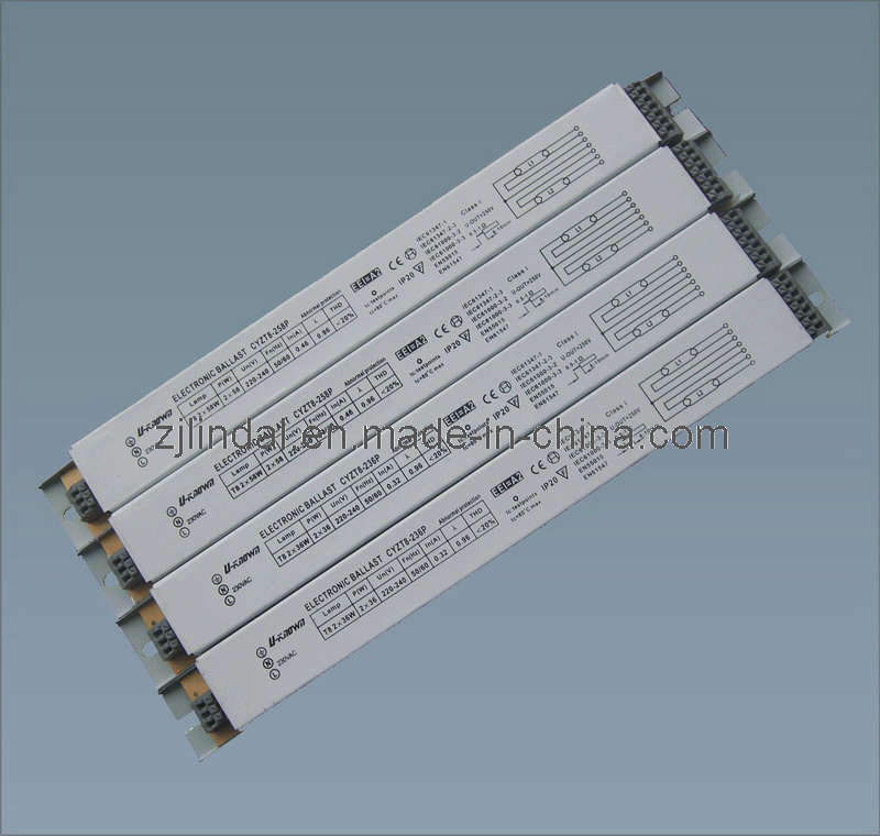 T8 Electronic Ballast (High Power Factor)