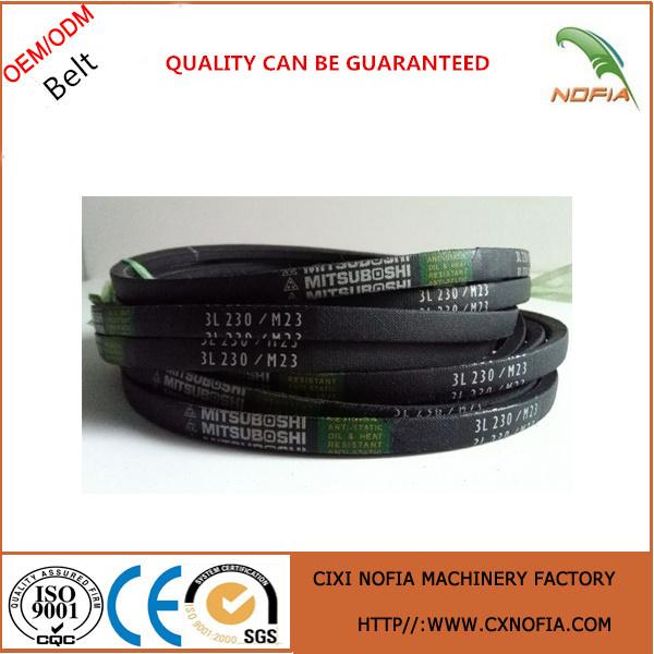Rubber V-Belt, Wrapped V-Belt, Classical V-Belt, V-Belt