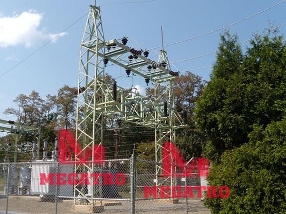 Megatro 46kv Transmission Bus Substation Framework (MGS-BSF46)