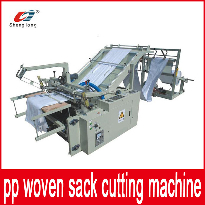 China Supplier Cutting Machinery for Plastic PP Woven Sack Roll