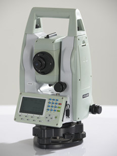 Environmental Consideration in Site Investigation Total Station Measuring Machine