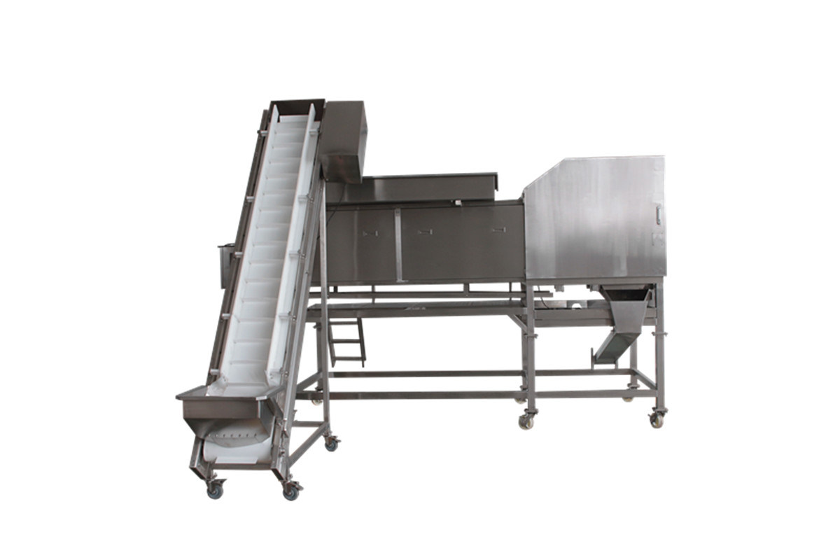 Automatic Vertical Lift Tsj1600 Food Machinery