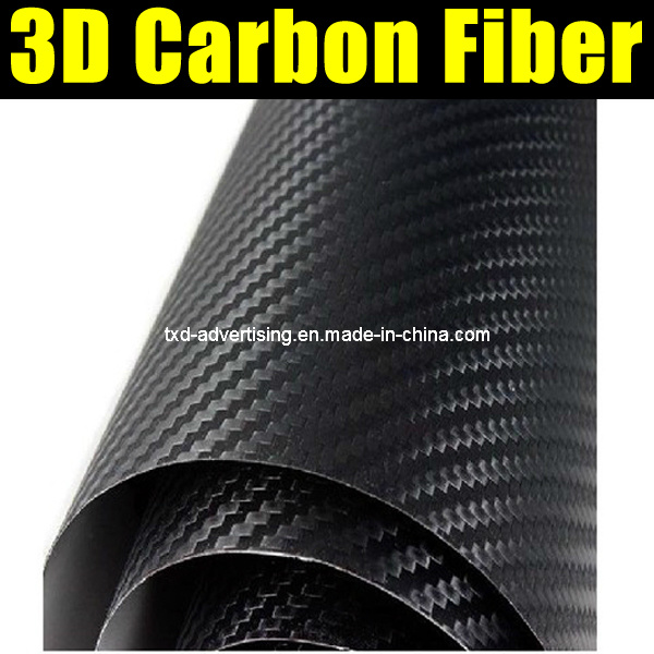 China 3d Car Wrapping Carbon Fiber Foil Photos Amp Pictures