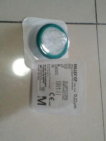 0.22um-0.45um Millipore Sterile Syringe Filter for Oil Based Steroid Powder