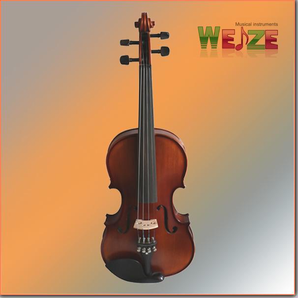 Middle Grade Flamed Fiddle Violin