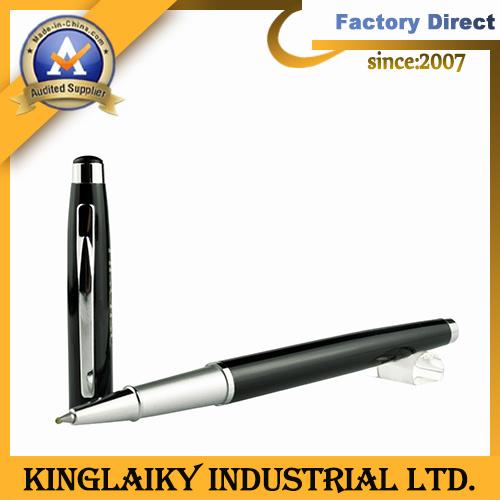 2016 New Design Metal Roller Pen for Wedding Gift (KP-Z001)