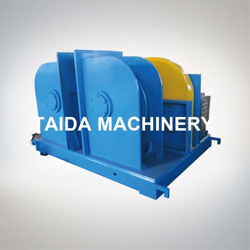 Tire Steel Wire Single Hook Pulling Machine for Tire Recycling Machine