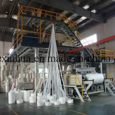 Nonwoven Fabric Machine SSS 3200mm