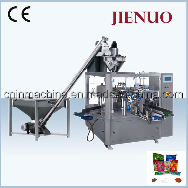 Rotary Automatic Powder Food Packing Machine