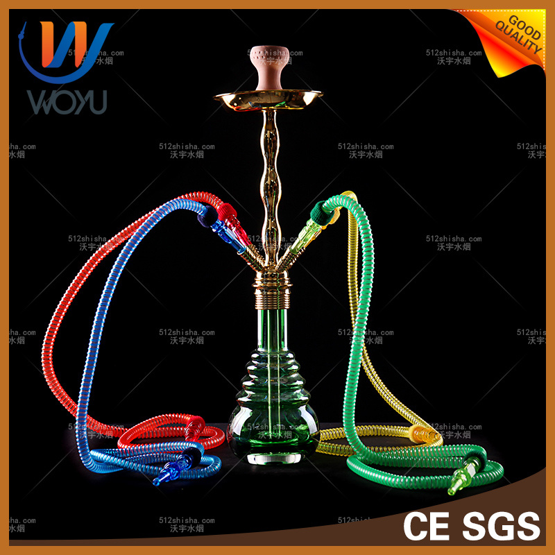 High Quality Hookah Pipes Smoke Shisha Zinc Alloy Nargile