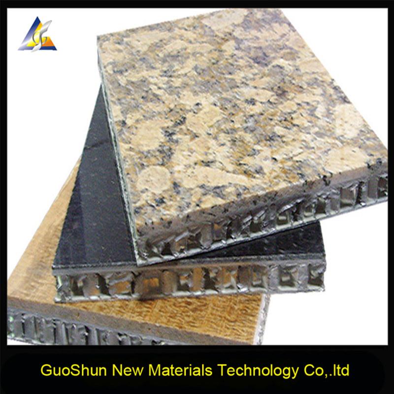 Moisture Proof Building Materials Aluminum Honeycomb Sandwich Panel