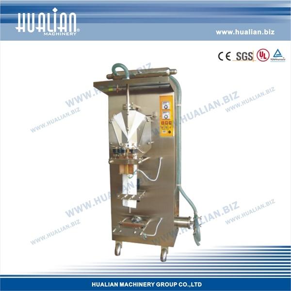 Hualian 2017 Automatic Liquid Packaging Machine (DXDY-1000A/II)
