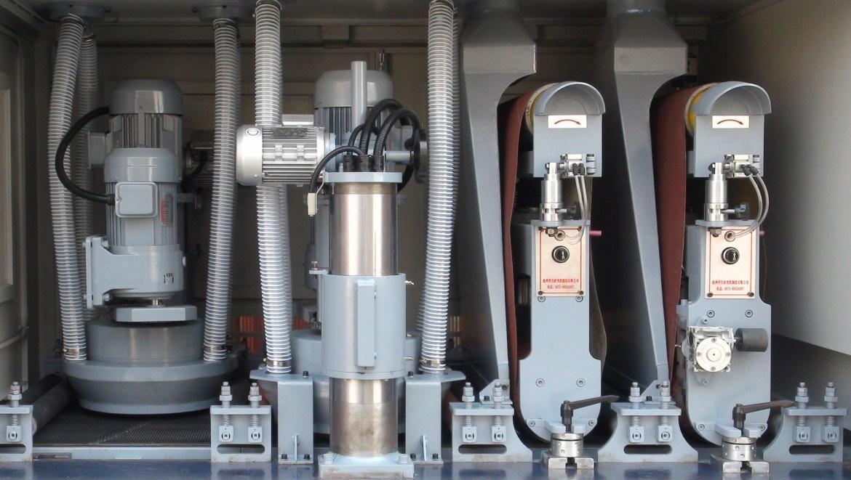 Metal Grinding Deburring Finishing Polishing Machines