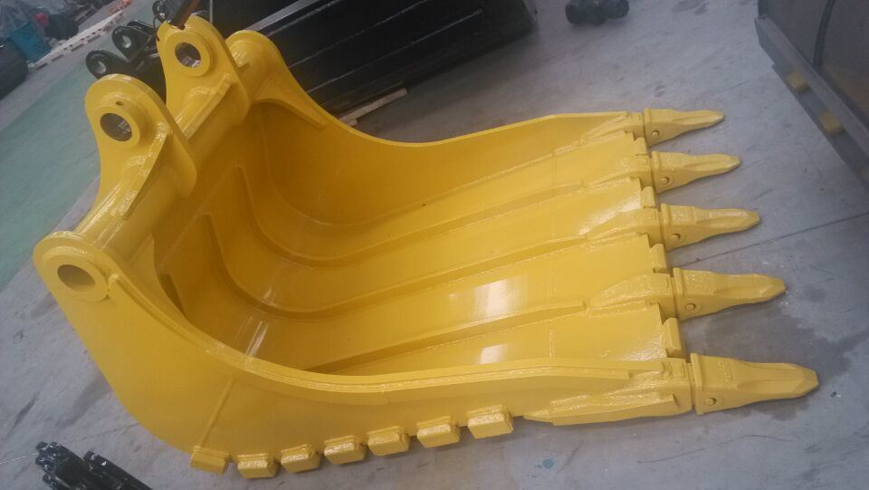 Caterpillar Cat329 Excavator Dustpan Bucket